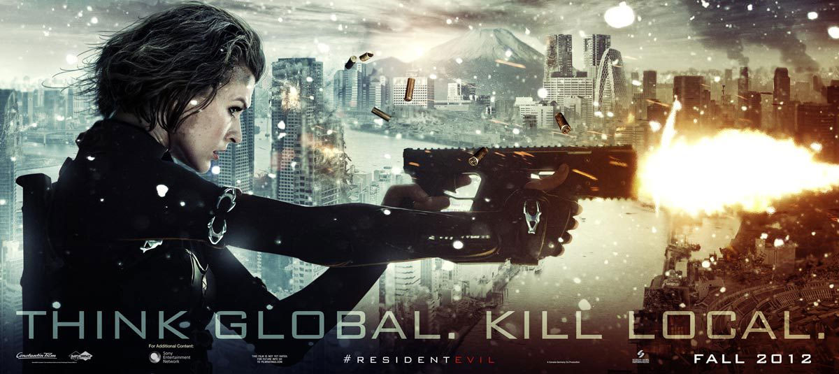 Resident Evil 5 Retribuition O Filme – Trailer, Sinopse, Pôster, Data