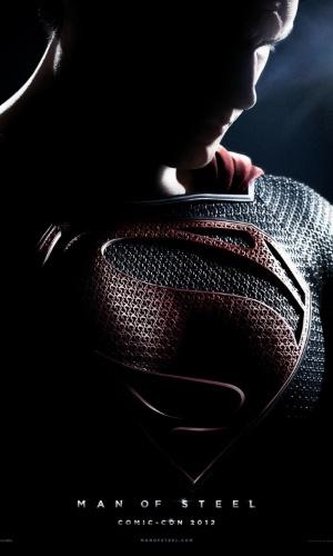 Superman Homem de Aço 2013 –  Notícias Sobre o Filme, Pôster e Entrevista Exclusiva  com Ator Henry Cavill