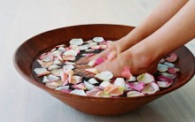 Receita de Escalda-pés – Para Descansar os Pés