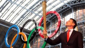 Medalha, Tocha Olímpica e Mascotes que Farão Parte das Olimpíadas  de Londres 2012