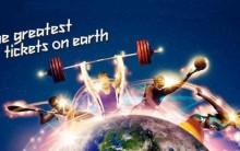 Pacotes de Viagens para as Olimpíadas de Londres e Onde Comprar Ingressos Para Assistir os Jogos Olímpicos de 2012