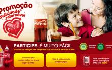 Promoção Felicidade Retornável Coca-Cola – Como Participar, Site