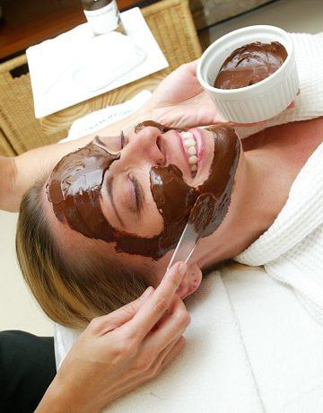 Tratamento de Pele a Base de Chocolate-  Quais Seus Benefícios