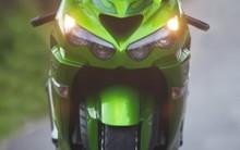 Nova Moto Kawasaki Ninja zx-14r 2013- Preço, Fotos, Funções, Vídeos