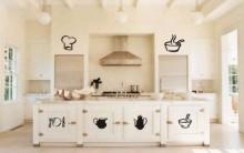 Adesivos de Parede para Decoração de Cozinhas – Modelos, Onde Comprar