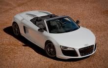 Audi R8 GT Spyder Carro Mais Caro da Marca Chega ao Brasil 2012- Preço
