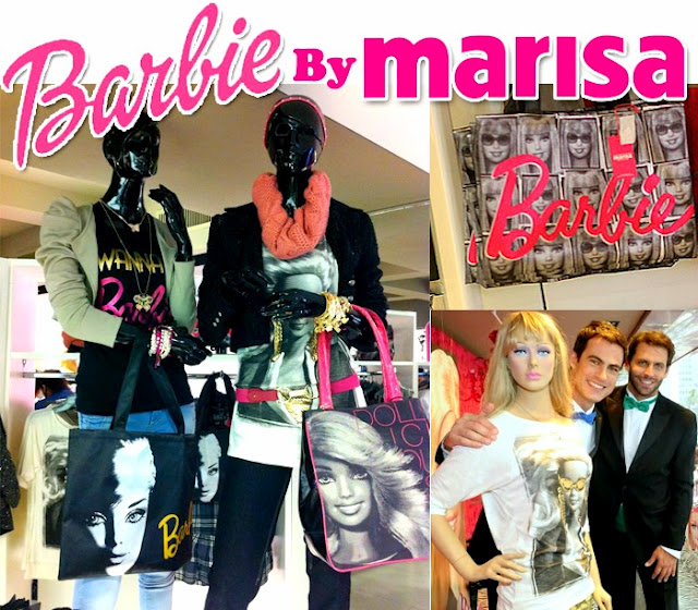 Marisa Lança Nova Coleção da Barbie Para Mulheres – Modelos, Loja Virtual