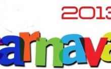 Carnaval  2013- Calendário Oficial Desfile Escolas de Samba de SP