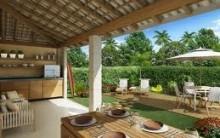 Móveis para decorar varanda gourmet