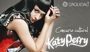 Concurso Cultural Da Katy Perry – Concorra a Um CD Autografado da Katy Perry