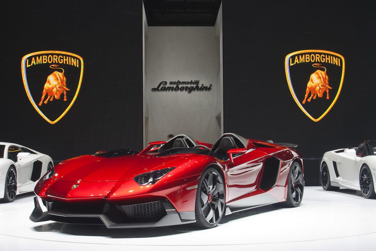 Nova Lamborghini Aventador j 2013 – Modelo, Vídeos, Fotos, Funções