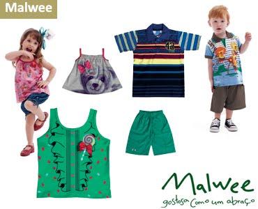 Malwee Coleção Infantil para o Verão 2012- Tendências, Modelos, Loja Virtual
