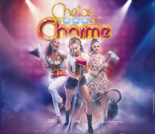 Lançamento Cd Novela Cheias de Charme  2012 –  Trilha Sonora, Preço, Onde Comprar