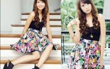 Saias com Estampas Florais Moda Primavera Verão 2013- Tendências, Modelos