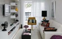 Decoração de Apartamento Pequeno – Como Ter Mais Espaço, Veja Truques