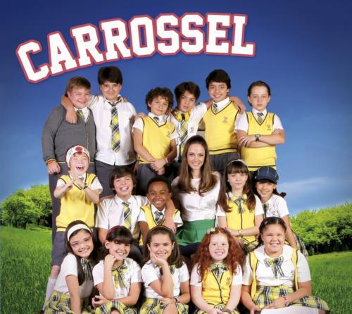 Lançamento Novo Cd Novela Carrossel 2012 – Trilha Sonora, Preço, Videos,Fotos