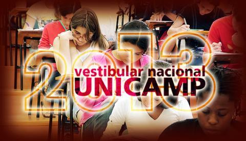 Vestibular Unicamp 2013- Datas, Inscrições, Calendário, Provas