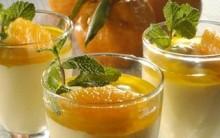 Mousse de Tangerina para o Verão 2012 – Ingredientes, Como Preparar, Passo a Passo