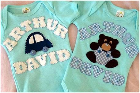 Bodys Personalizados para Bebês – Fotos, Modelos, Onde Comprar