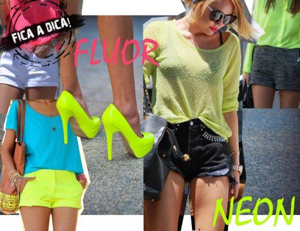 Moda Flúor Para o Verão 2013 – Dicas, Modelos, Cores, Tendências