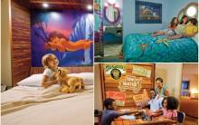 Decorações de Quartos Inspirados  nos Personagens da Disney – Modelos