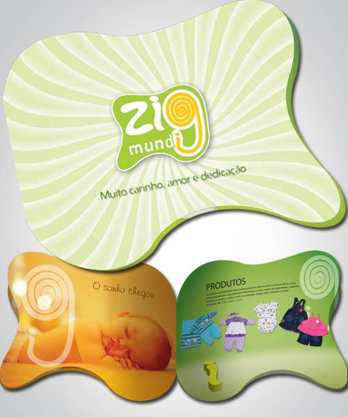 Zig Mundi Coleção Moda Bebê Verão 2013 – Fotos, Vídeos, Modelos e Tendências