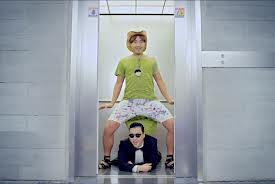 As Melhores Paródias de Gangnam Style