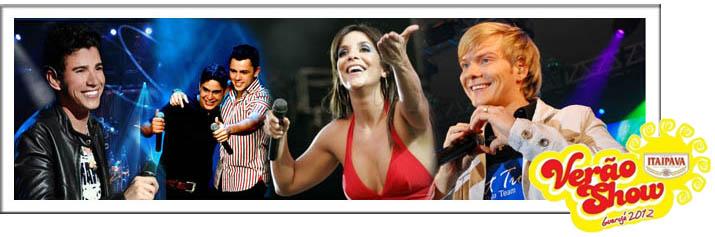 Verão Show Guarujá 2013 – Datas, Shows, Atrações, Ingressos, Programações