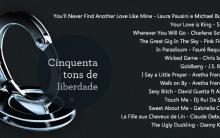 Trilha Sonora da Saga 50 Tons de Cinza – Lista de Música Completa