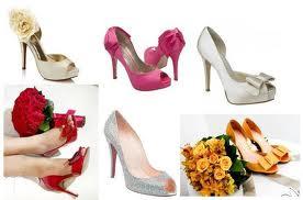 Tendências de Sapatos Para Noivas 2013