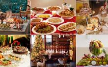 Decorações de Mesas Para Ceia de Natal – Dicas e Modelos