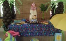 Decoração de Festa Infantil Tema Praia – Fotos, Modelos