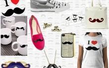 Moda do Mustache o Famoso Bigodinho – Origem e Significado