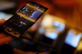 Novas Telas de AMOLED da Samsung – Modelos