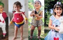 Fantasia Infantil para o Carnaval 2013 -Ver Fotos e Modelos