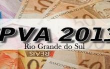 IPVA RS 2013 – Como Consultar a  Tabela de pagamento , ver Valor e Calendário