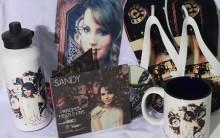 Concurso Cultural Sandy – Concorra a um Lindo Kit Especial da Cantora Sandy