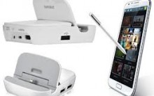 Smart Dock Novo Adapatador para o Samsung  Galaxy Note 2