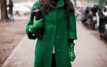 Verde Esmeralda a  Cor  da Moda para 2013 – Tendências