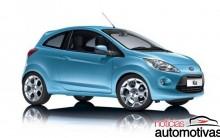 Lançamento Novo Carro Ford kA 2013 – Fotos,Funções, Preços