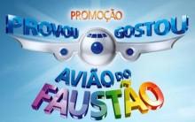 Promoção Avião do Faustão 2013 – Como se Inscrever e Participar