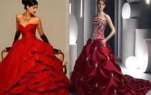 Vestidos Vermelhos de Formatura – Tendências e Modelos