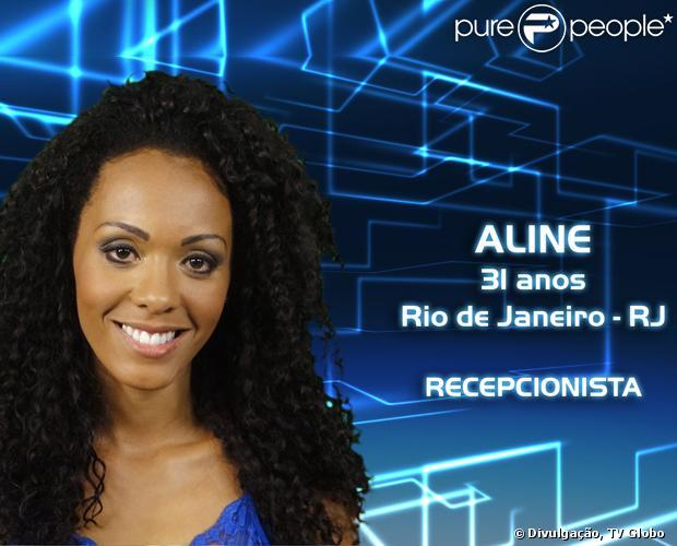 Aline Mattos BBB 13 – Fotos e Vídeos, Orkut, FaceBook e Twitter de Aline Mattos do BBB 2013