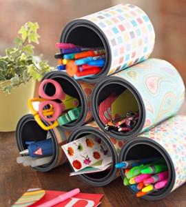 Dicas de Decoração Com Reciclagem – Como Fazer e Modelos