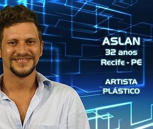 Aslan Cabral BBB 13 – Fotos e Vídeos, Facebook e Twitter de Aslan Cabral do BBB 2013