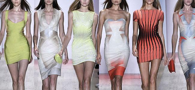 Tendência Bodycon 2013 – Modelos, Vestidos
