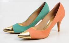 Sapatos Metalizados Moda 2013 – Tendências e Estilos