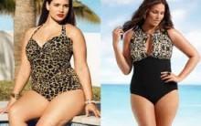 Moda Praia Plus Size 2013 – Dicas e Modelos