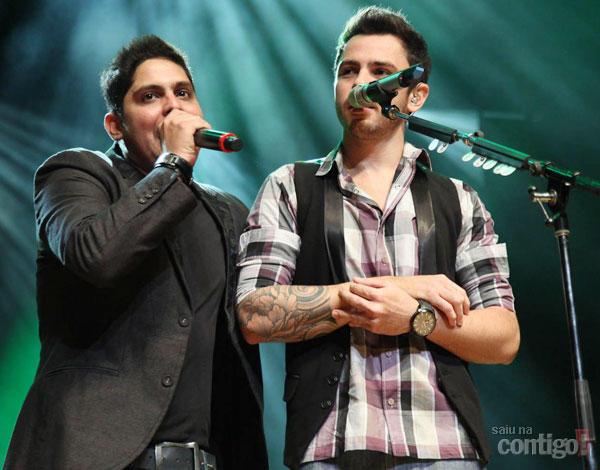 Dupla Jorge e Mateus – Agenda de Shows 2013, Twitter, Site Oficial