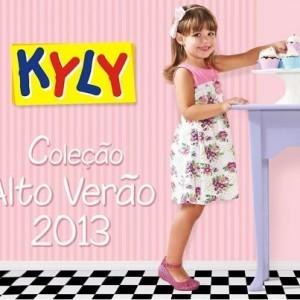 Nova Coleção de Roupas Infantil Kyly 2013 – Fotos, Tendências, Loja Virtual